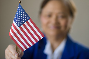green cards and becoming a US citizen in Syracuse NY